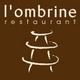restaurant L'Ombrine La Grande Motte poissons et fruits de mer