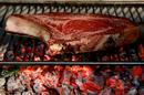 Restaurant La Palourdière à Bouzigues est un restaurant de grillades. Une sélection de viandes mâturées est proposée.(® SAAM-fabrice Chort)