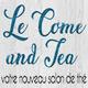 Le Come and Tea Montpellier est un salon de thé et un restaurant en centre-ville sur la Place Saint Côme.