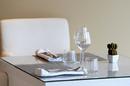 Le Grand Large Balaruc les Bains est un restaurant gastronomique qui propose une cuisine soignée et une vue superbe (® SAAM-fabrice Chort)