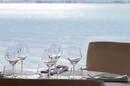 Restaurant Balaruc Le Grand Large propose une cuisine fait maison avec des spécialités de poissons qui propose des tables en terrasse avec vue superbe (® SAAM-fabrice CHORT)