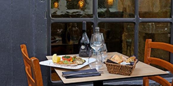 Le Sheri's Montpellier est un restaurant traditionnel avec une cuisine fait maison en centre-ville.(® SAAM fabrice Chort)